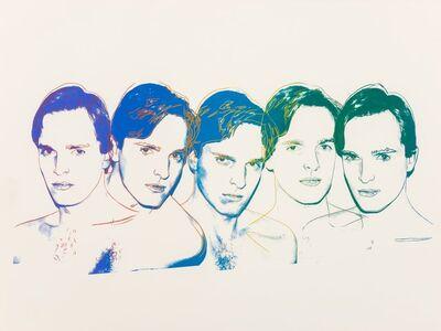 Andy Warhol, 'Miguel Bose', 1983