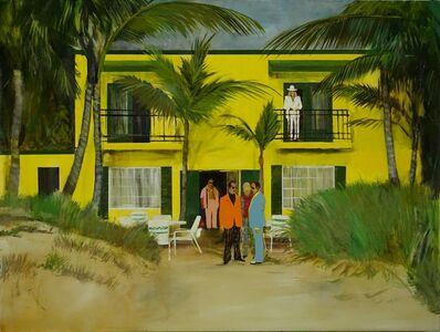 Michael Harrington, 'Yellow Villa', 2019