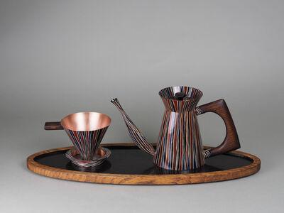 Dong Hyun Kim, 'Coffee Set'