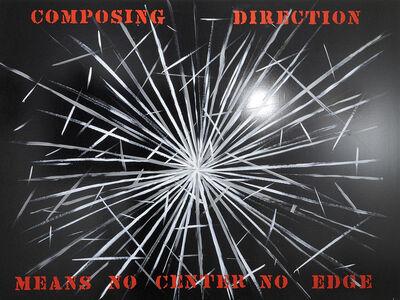 Edwin Schlossberg, 'Composing Direction'