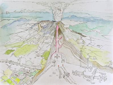 Hiro Sakaguchi, 'Secret of Mount Asama', 2010