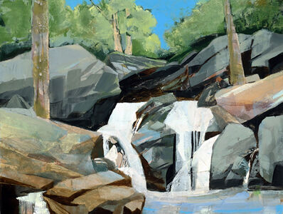 Mariella Bisson, 'Laughing Creek Falls', 2019