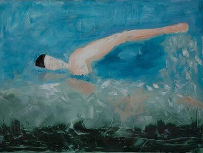Janet Maya, 'Ocean Swimmer', 2016