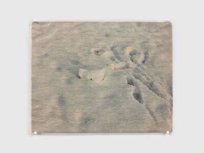 """Felix Gonzalez-Torres, '""""Untitled"""" (Cold Blue Snow)', 1988"""