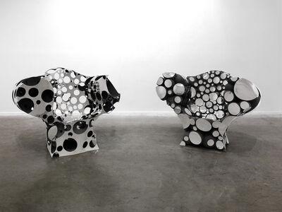 Ron Arad, 'Even the odd balls', 2008