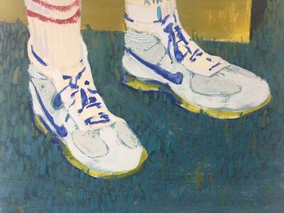 Nathan Mullins, 'Nikes in the Graveyard', 2014