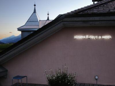 Fiete Stolte, 'Absent 8 Days a Week', 2011