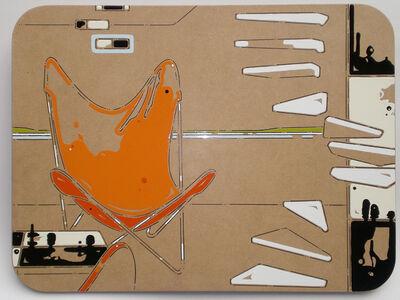 Guido Bagini, 'Screen on_MYWorld 001', 2009