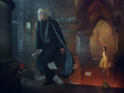 Erwin Olaf, 'Hamburg, Das Phantom der Oper trifft den Froschkönig', 2014