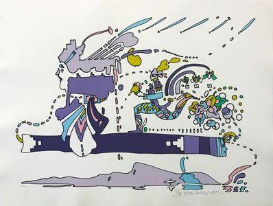 Peter Max, 'TRANSLUCENT VISION', 1970