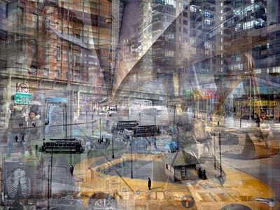 Shai Kremer, 'Blocks surrounding Williamsburg Plaza, 1906-2016', 1906-2016