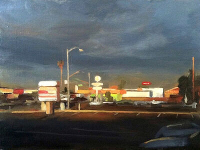 Taylor Montague, 'Street Corner Study #3', 2015