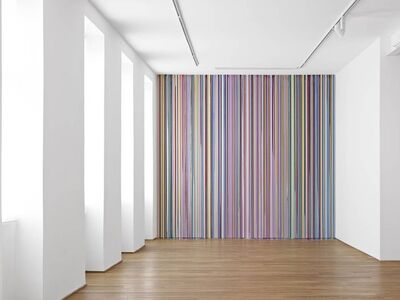 Ian Davenport, 'Ingleby Wall Painting (after Carpaccio)', 2011
