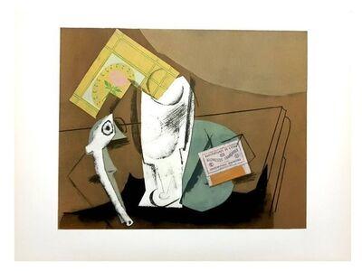 """Pablo Picasso, 'Pochoir """"StillLife Cubist"""" after Pablo Picasso', 1962"""
