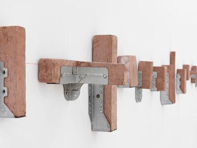 Ximena Garrido-Lecca, 'Morfología De Contención (Detail)', 2015