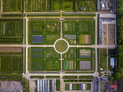 Jeffrey Milstein, 'Versailles Gardens and Chateau', 2019