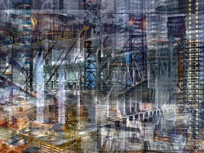 Shai Kremer, 'W.T.C Concrete Abstract#16', 2012