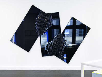 Sebastian Wickeroth, 'Untitled, Géométrie Immatérielle', 2014