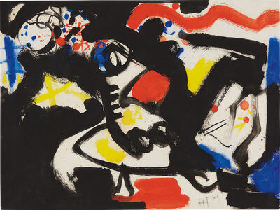Hans Hofmann, 'The Serpent', 1950