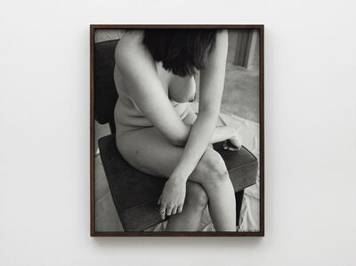 Ed Templeton, 'Brittany, HB, 2015 (nude sitting)', 2019