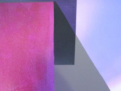 Felecia Chizuko Carlisle, 'Abstract with Pink', 2012