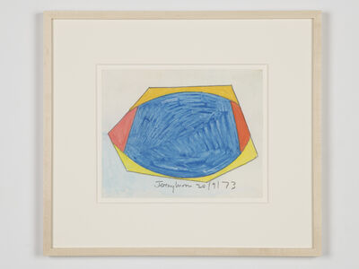 Jeremy Moon, 'Drawing [20/9/73]', 1973