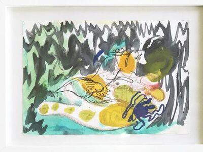 Mathias Kloser, 'Emptiness brings peace to loving', 2012-2017