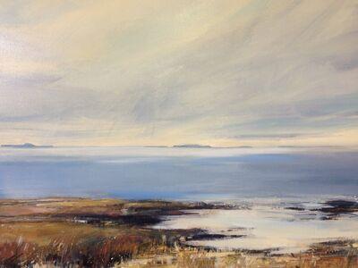 Sarah Carrington, 'Spring Light Over Staffa and the Treshnish Isles', 2015