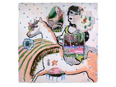 Annelie McKenzie, 'Magical Marie Horse Powers', 2018
