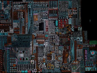 Kapoth, 'Motherboard', 2016