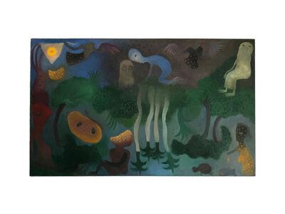 Manuel Mendive, 'Untitled (Oshun)', 1991