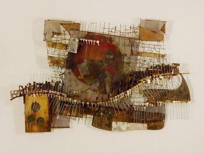 Olu Amoda, 'Politician Polygraph, PP', 2007