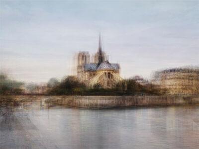 Corinne Vionnet, 'Paris, Notre-Dame', 2017