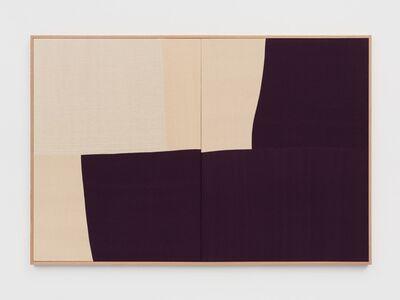Ethan Cook, 'Purple Moon', 2021