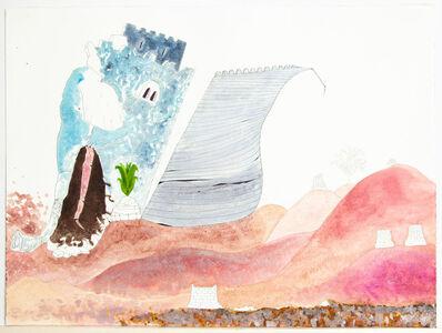 Wael Shawky, 'Cabaret Crusades Drawing #324', 2018