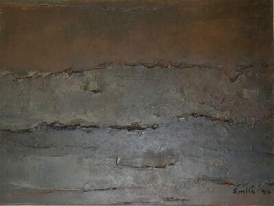 Emile Circkens, 'Verbrand landschap (Burned landscape)', 1964