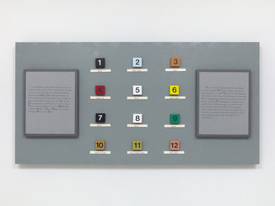 Renée Green, 'Color III', 1990