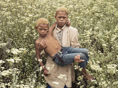 "Pieter Hugo, 'Portrait #16, South Africa, from the series ""1994""', 2016"