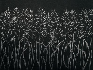 Margot Glass, 'Grasses (3)', 2019