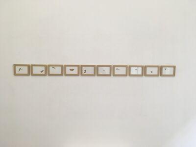 Farah Khelil, 'Lignes', 2017