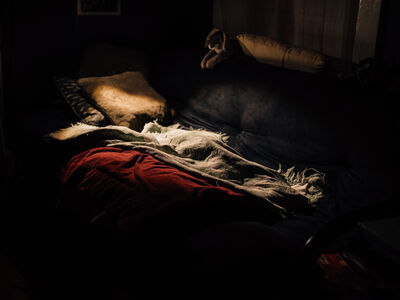 Tommy Kha, 'McCoy's Guest Room', 2019