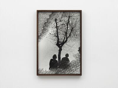 Ed Templeton, 'Barcelona puddle reflection tree, 2012', 2019