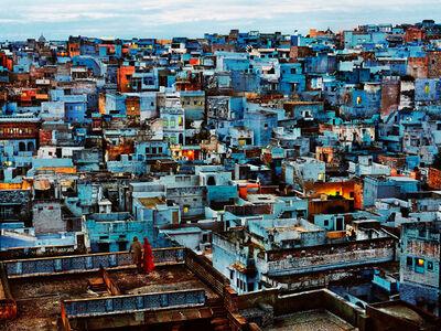 Steve McCurry, 'Blue City', 2010