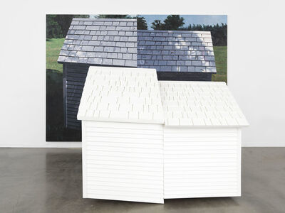Jennifer Losch Bartlett, 'Double House', 1987