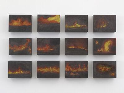 Teresita Fernández, 'Small American Fires', 2016