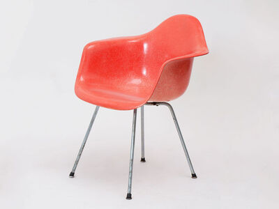 Charles and Ray Eames, 'DAX Shell Armchair', 1953