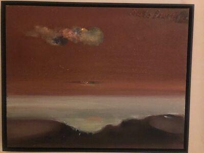 Merlin James, 'Night', 2012