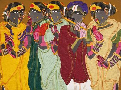 Thota Vaikuntam, 'Untitled', 2014