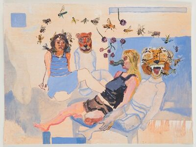 Jenny Toth, 'Buzz Words', 2005