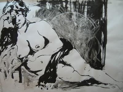 Selina Cheng, 'Reclining Female', ca. 2013